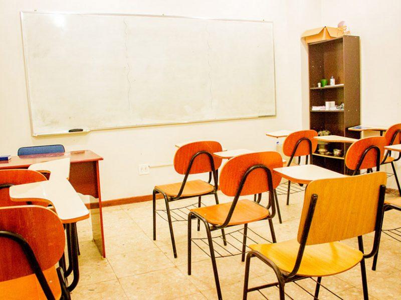 Sala para Cursos Teóricos