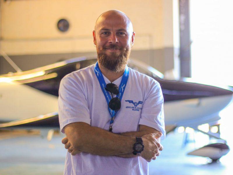 Sonho de ser piloto se torna realidade