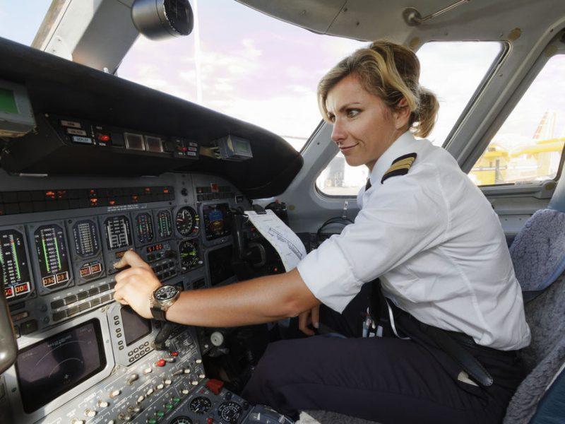 Aviação – Turma só de mulheres é criada no Aeroclube de JF