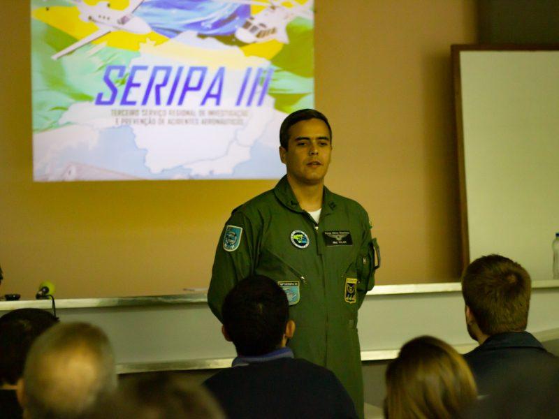 Segurança de voo é tema de seminário no Aeroclube de Juiz de Fora