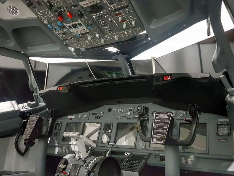 Inscrições para o curso de Jet Trainer estão abertas no Aeroclube de Juiz de Fora