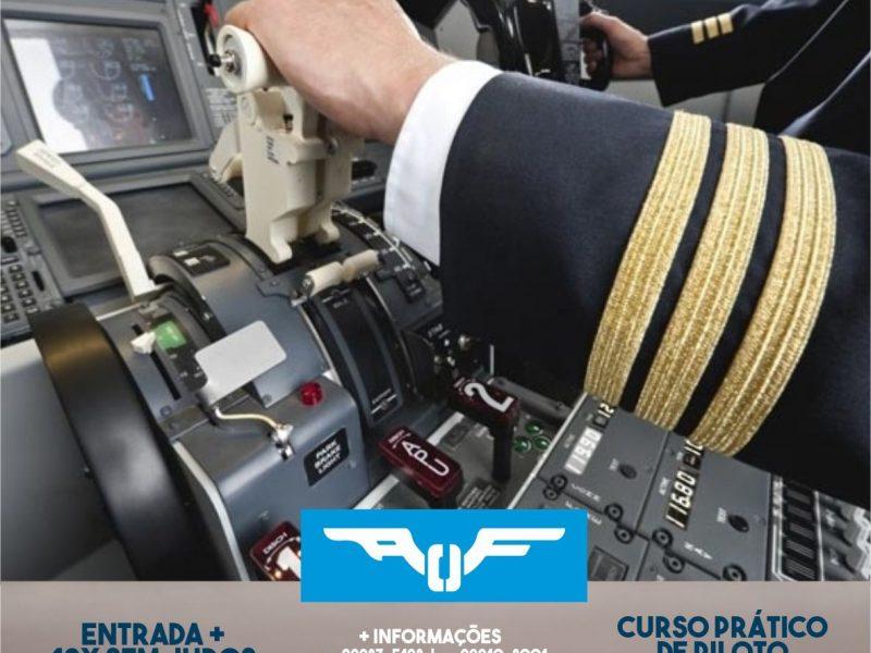 Aeroclube de Juiz de Fora facilita forma de pagamento de seus cursos práticos