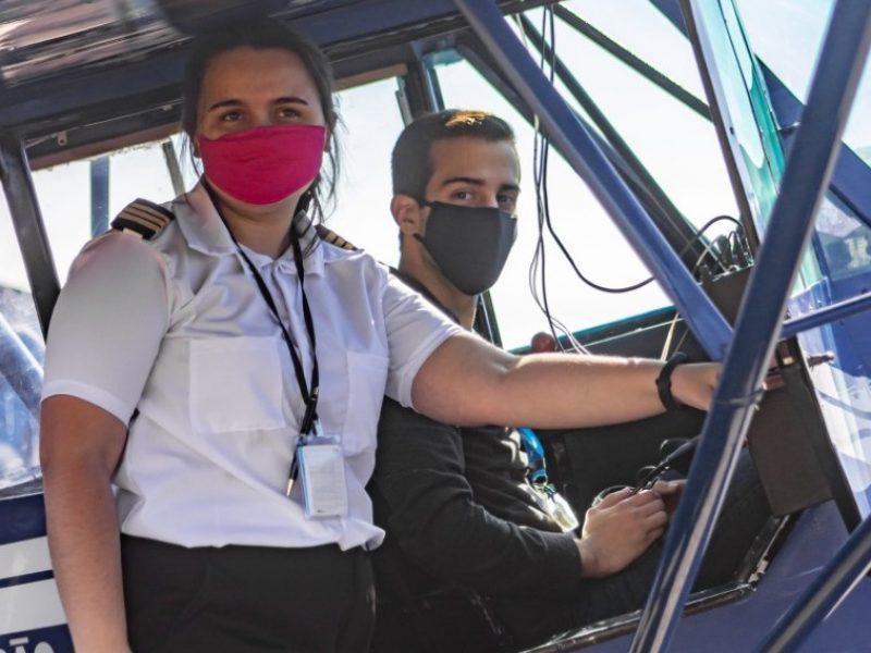 Novo sistema educacional de cursos é adotado pelo Aeroclube de Juiz de Fora