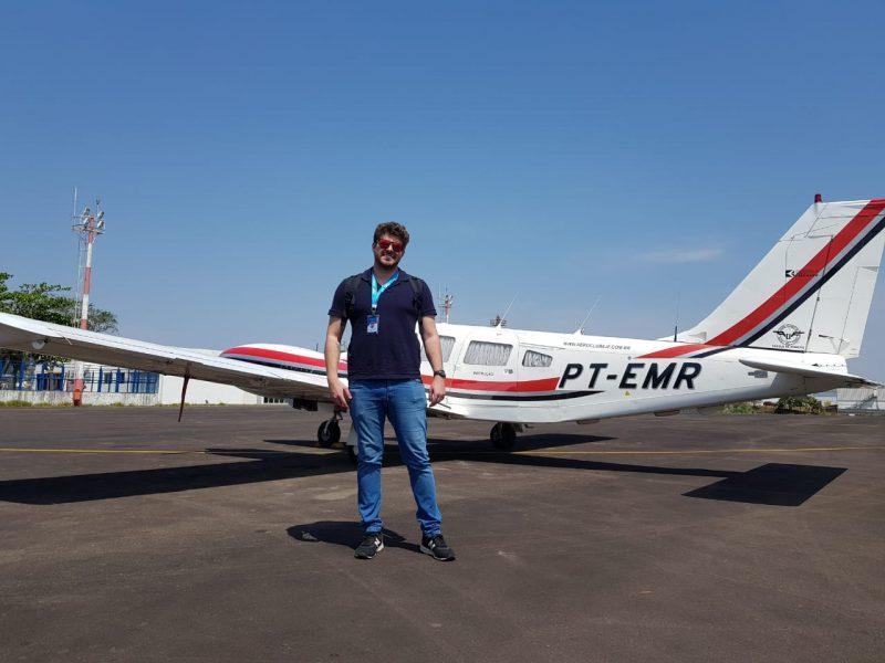 Nova escala de voo do Aeroclube de Juiz de Fora facilita a formação do aluno de Piracicaba