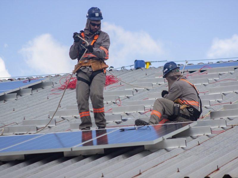 AeroVerde – Projeto de energia solar é implantado no Aeroclube de Juiz de Fora