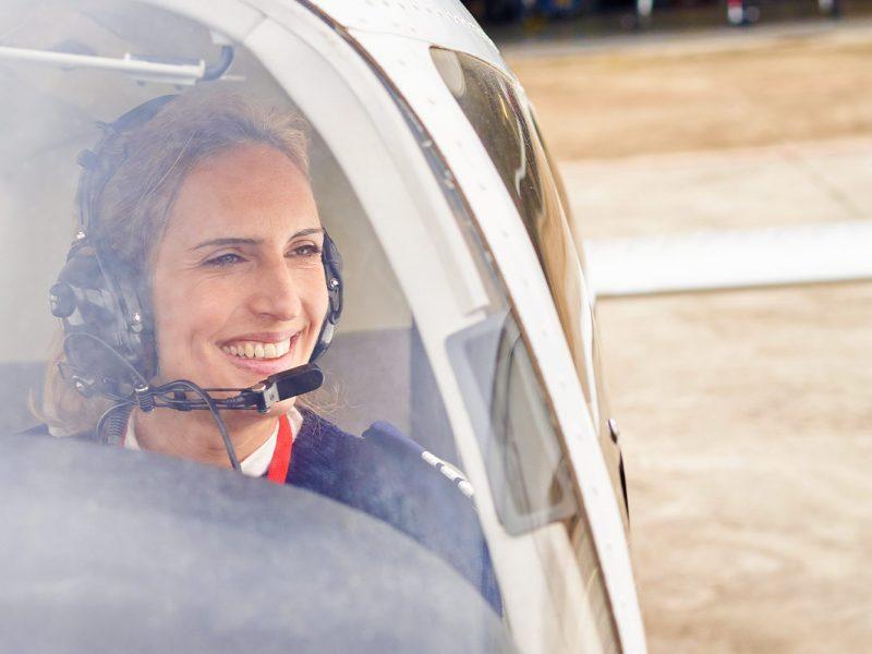 O que é preciso para se tornar um Piloto Privado