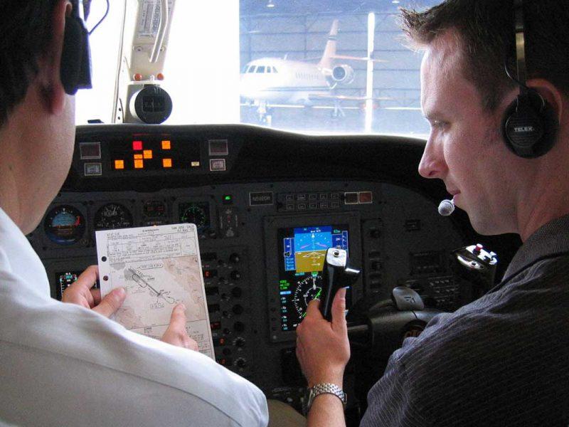 O que você aprende no Curso de Piloto Privado do ACJF