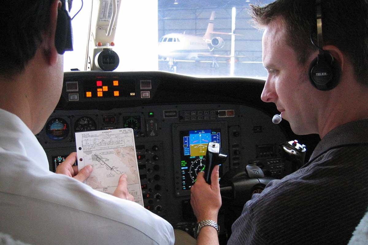 Programa de Instrução Piloto Privado de Avião